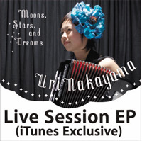moons, stars, and dreams Live Session (iTunes Exclusive)  – EP